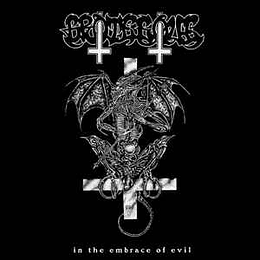 Grotesque - In The Embrace Of Evil CD CompDig