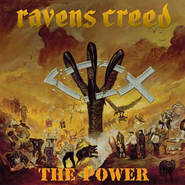 Ravens Creed - The Power CD