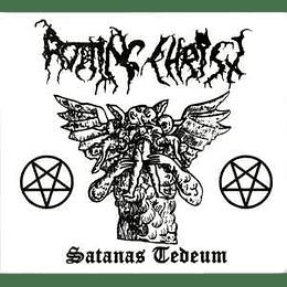 Rotting Christ - Satanas Tedeum CD,Dig