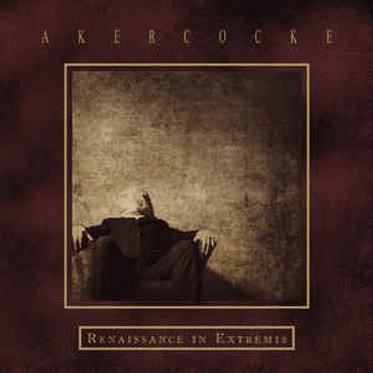 Akercocke - Renaissance In Extremis CD,Dig