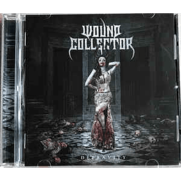 Wound Collector - Depravity CD