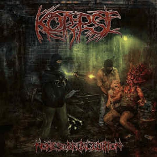 Korpse (4) - None So Brutal Edition CD