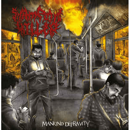 Shampoon Killer - Mankind Depravity CD
