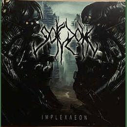 Gorezone  - Implexaeon CD
