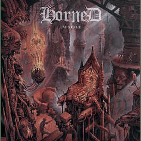 Horned - Eminence CD