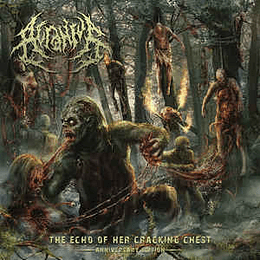 Acranius - The Echo of her cracking Chest (Anniversary Edition) MCD