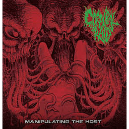 Corporal Raid - Manipulating The Host CD