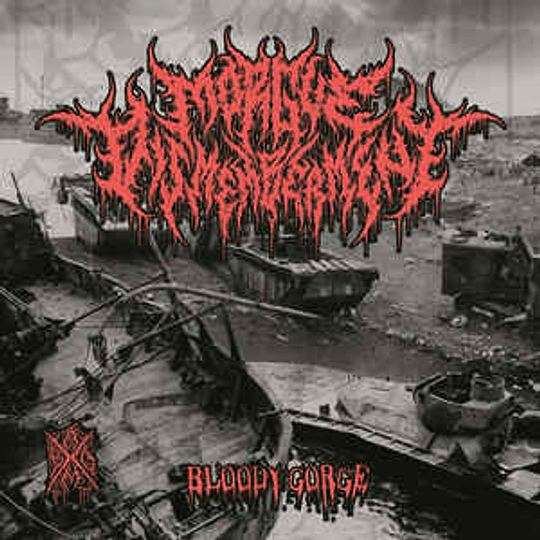 Morgue Dismemberment - Bloody Gorge MCD