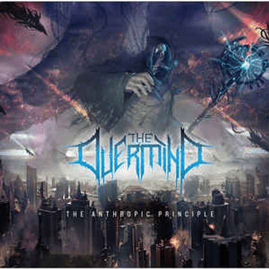 The Overmind - The Anthropic Principle CD
