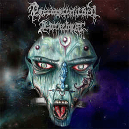 Pseudostratiffied Epithelium / Necrocannibalistic Vomitorium - Split MCD