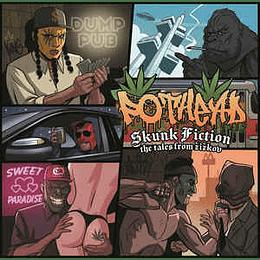 Pothead  - Skunk Fiction CD