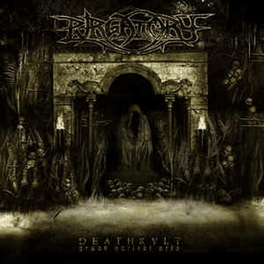 Purgatory  - Deathkvlt - Grand Ancient Arts CD