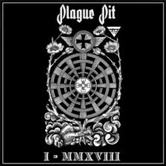 Plague Pit - I-MMXVIII CD