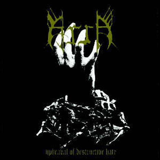 Arra - Upheaval Of Destructive Hate CD
