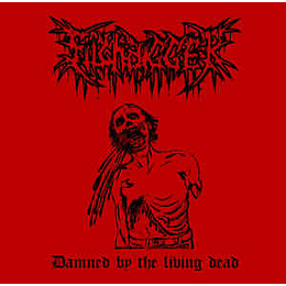 Filthdigger - Damned By The Living Dead CD