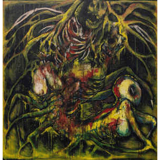 Altered Dead - Altered Dead CD