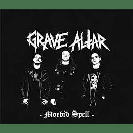 Grave Altar - Morbid Spell CD