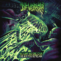 Dewdrop  – In Sump No One Can Hear You Scream CD