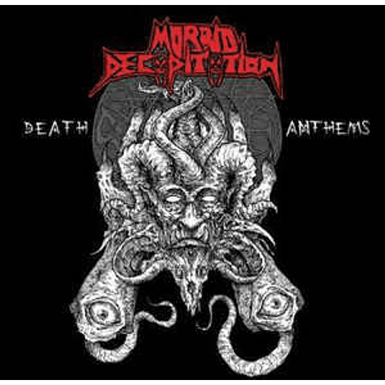 Morbid Decapitation - Death Anthems CD