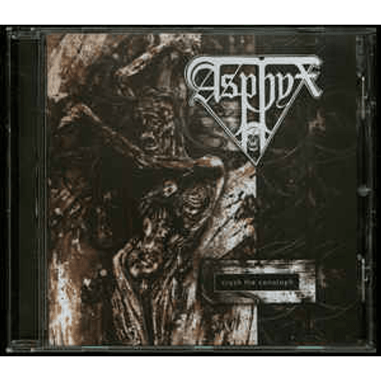 Asphyx  - Crush The Cenotaph MCD