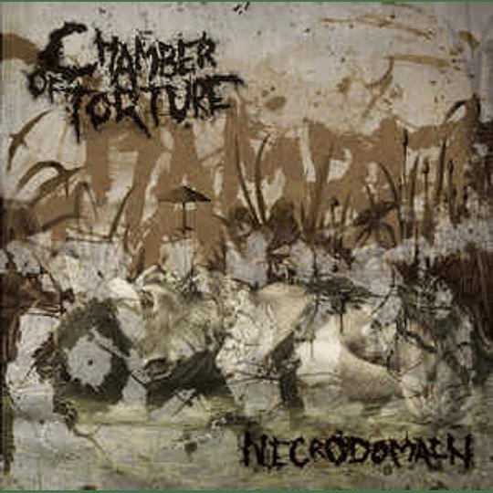 Chamber Of Torture - Necrodomain CD