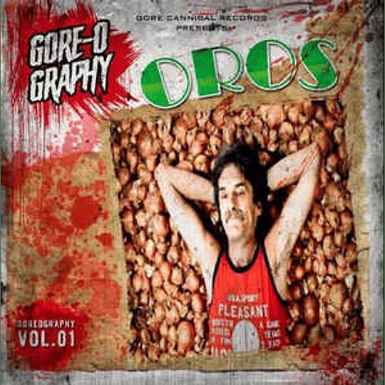 Oros - Goreography Vol. 01 2xCD