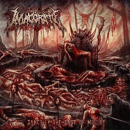 Invigorate - Sanctity the Last of Misery CD