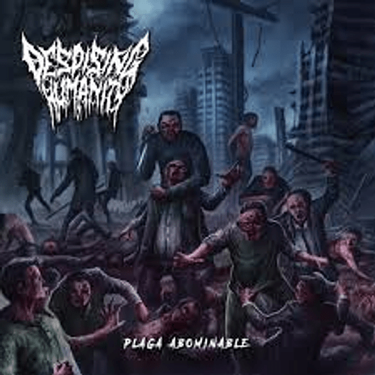 Despising Humanity - Plaga Abominable MCD