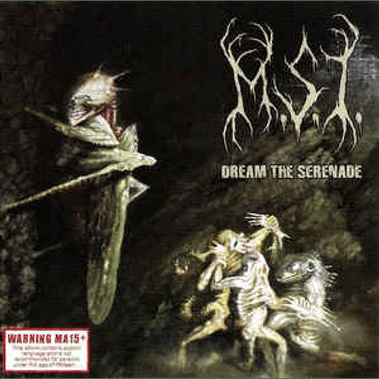 M.S.I.  - Dream The Serenade (CD+ DVD-V)