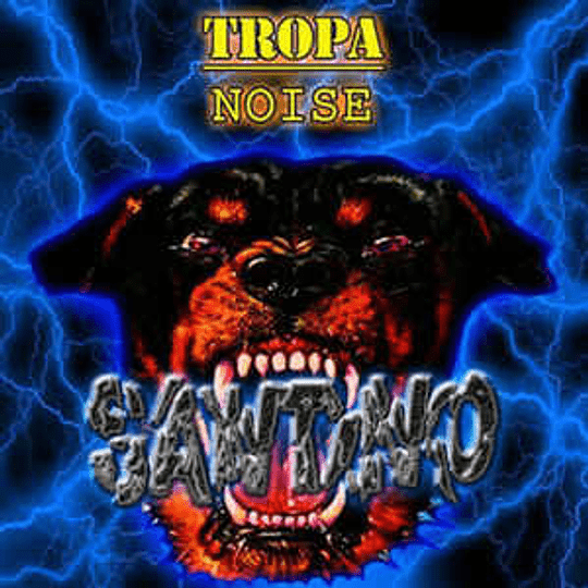 Tropa Noise - Santino CD