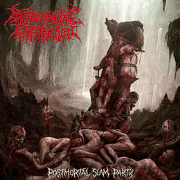 Myocardial Infarction - Postmortal Slam Party CD,