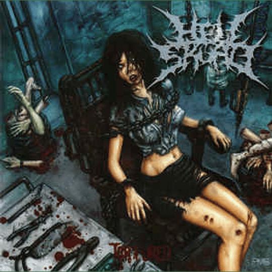 Hellskuad - Tortured CD