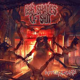 666 Shades Of Shit - Bitchagram CD