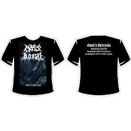 MASS BURIAL - SOUL´S NECROSIS T-SHIRT S