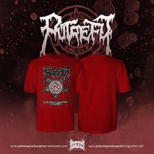 PUTREFY - T-SHIRT XL