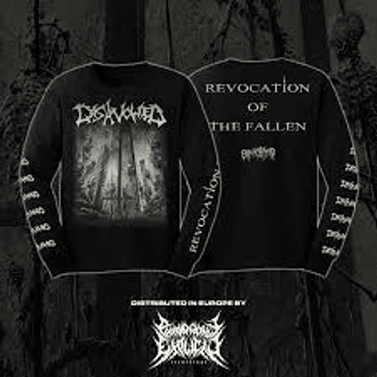 DISAVOWED -REVOCATION OF..LONGSLEEVE XL
