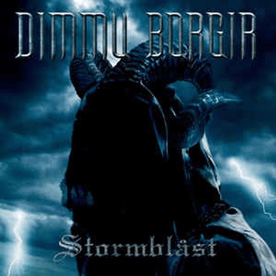 Dimmu Borgir - Stormblåst (CD + DVD-V