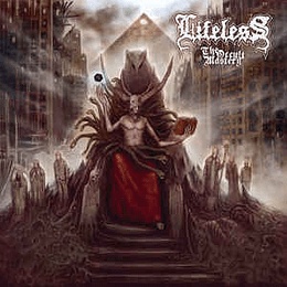 Lifeless  - The Occult Mastery CD
