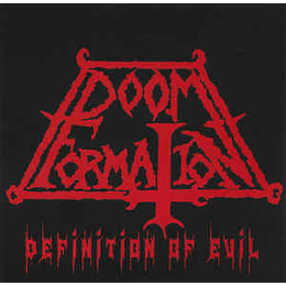 Doom Formation - Definition Of Evil MCD