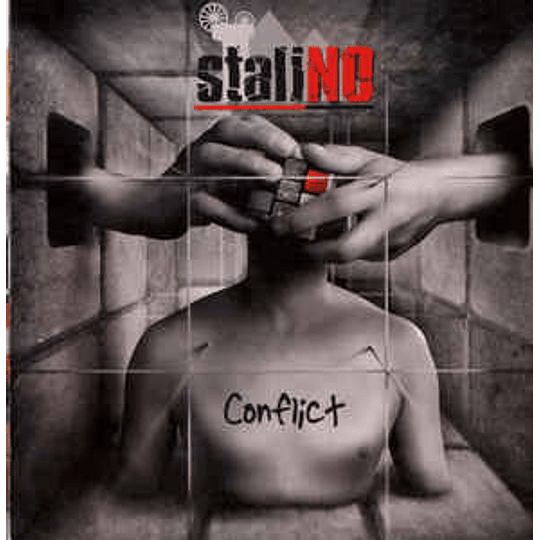 Stalino - Conflict CD, Dig