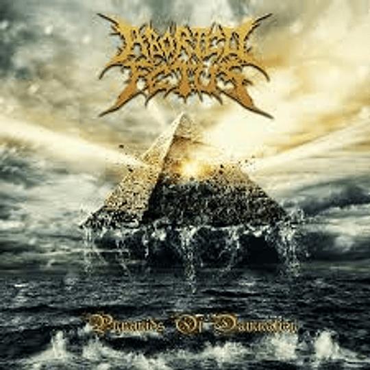 Aborted Fetus - Pyramids Of Damnation CD