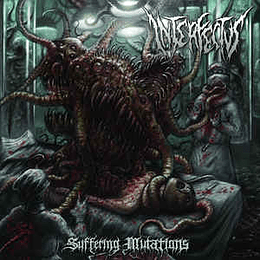 Interfectus - Suffering Mutations CD