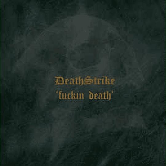 Death Strike - Fuckin' Death CD, Dig