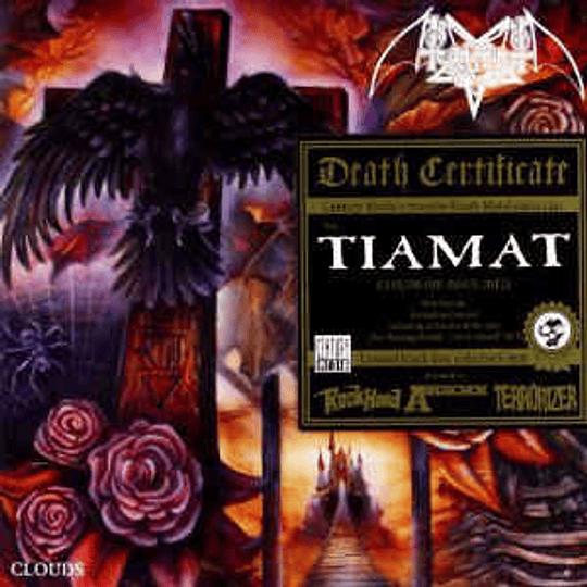 Tiamat - Clouds CD