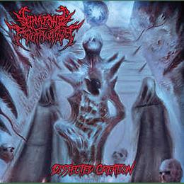 Catatonic Profanation - Dissected Creation CD