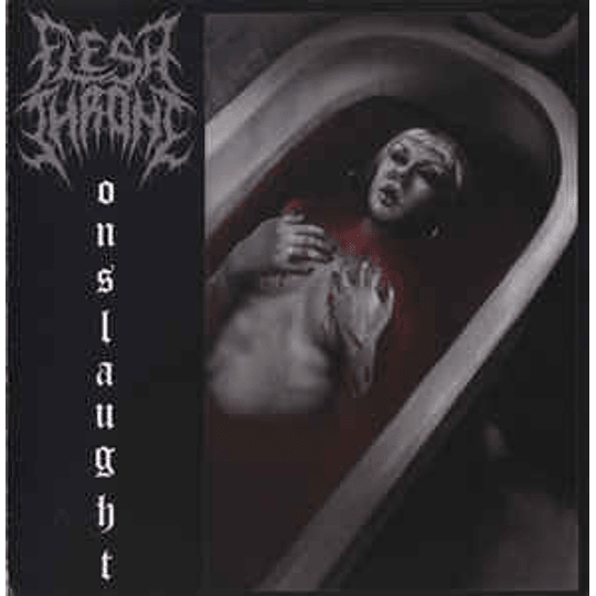 Flesh Throne - Onslaught MCD