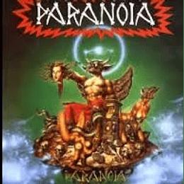 Paranoia - Vengeance of evil CD