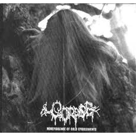 Corpse - Remembrance Of Cold Embodiments CD