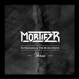 Mortifer - Euthanasia/The blind faith 2CDS