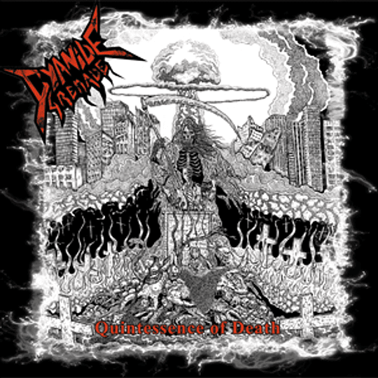 Cyanide Grenade - Quintessence Of Death CD